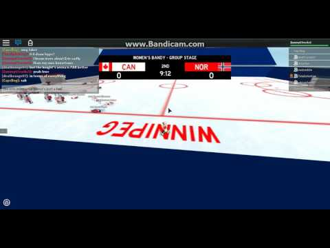 (SWG 2017) Canada vs. Norway women's bandy