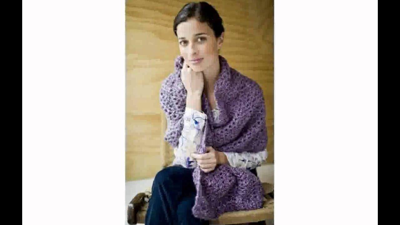 Crochet Prayer Shawl Patterns - YouTube