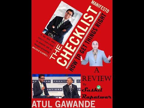 atul-gawande's-checklist-manifesto---a-review