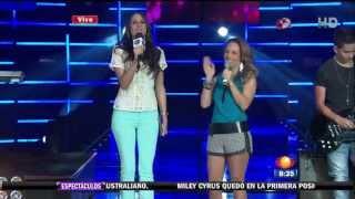 Fey - Azúcar Amargo [México Suena] HD 2013