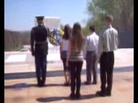 Anthony Wayne MIddle School: Tomb of the Unknown Soldier 2008
