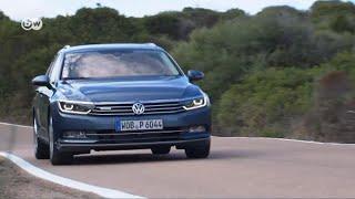 Cамый успешный Volkswagen - Passat Variant на тест-драйве