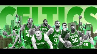 Boston Celtics 2017-2018 Promo Video | New Era & New Team! ᴴᴰ