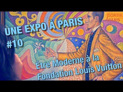 Une Expo à Paris - Être Moderne à la Fondation Louis Vuitton