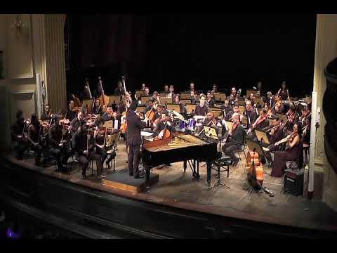 Orquestra Sinfônica do ES | Bossa Nova | Solista: Jorge Saadi | Regente: Leonardo David |12/07/2017