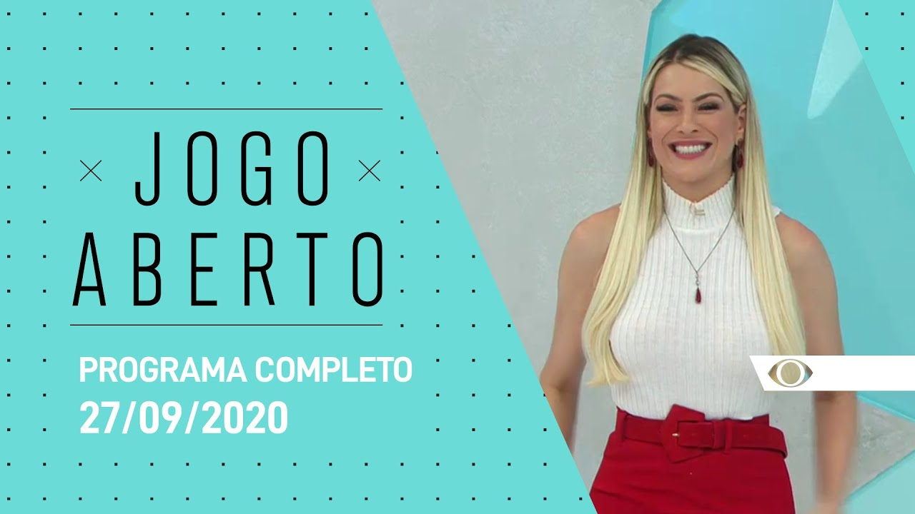 Download PROGRAMA COMPLETO - 27/09/2021 - JOGO ABERTO