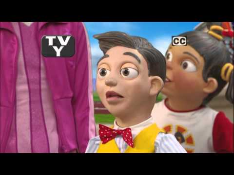 LazyTown S03E05 Who's Who 1080i HDTV 25 Mbps