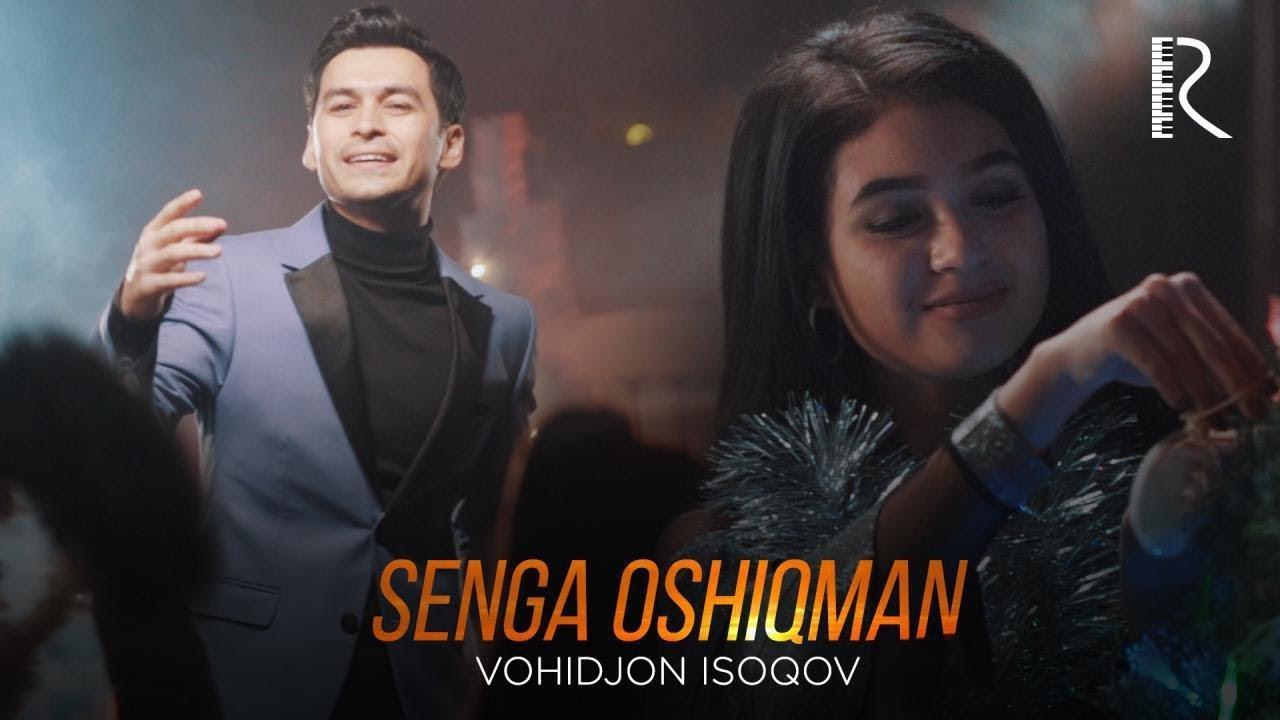 Vohidjon Isoqov - Senga oshiqman |  Вохиджон Исоков - Сенга ошикман  (Yangi yil kechasi 2019)