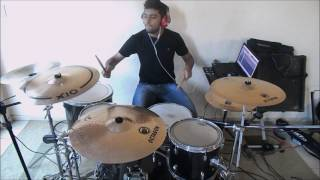 Wolves At The Gate -Safeguards-Drum Cover(Alex Hallison)
