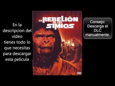 Descargar La Rebelion Del Planeta De Los Simios (1972) DVDRip Sub. Español [HF]