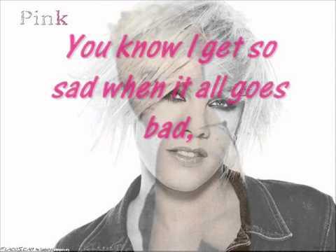 Mean - Pink (Lyrics)