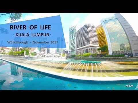 Malaysia   River of Life   November 2017   Walkthrough【4K】