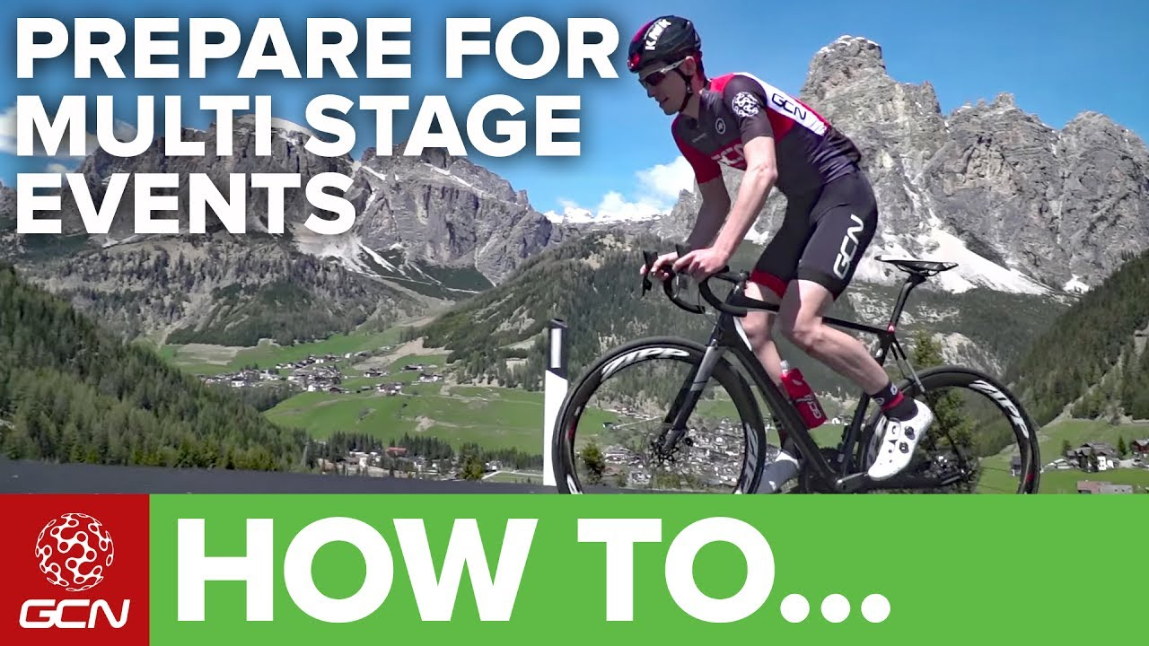 How to Train for a Multi-stage Cycling Tour: Phase II