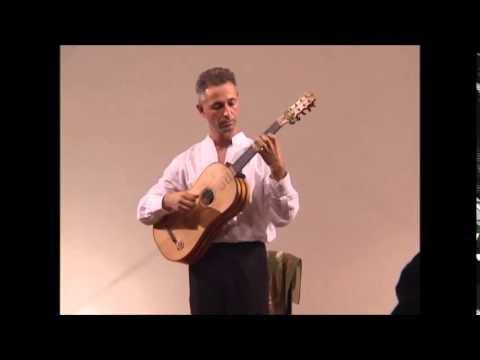Marco Meloni  J.S.Bach リュート組曲第4番bwv1006aよりプレリュード、ロンド風ガヴォット、ルール、ジーグ
