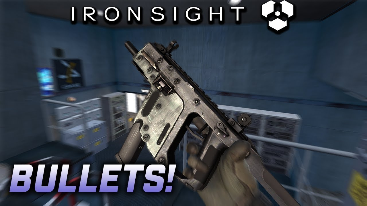 Bullets! - Vector - Creative Corner - Ironsight