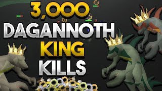 Download lagu Loot From 3 000 Dagannoth Kings MP3