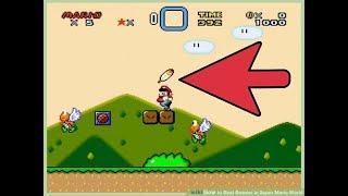 Roblox Spaß: Super Mario World (World 1-1 is HERE!) 4K