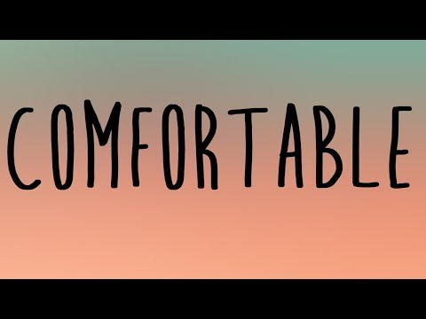 Alessia Cara - Comfortable Lyrics