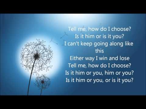 choose him again lyrics