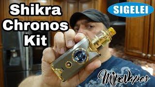 Shikra & Chronus Kit By Sigelei - Mike Vapes