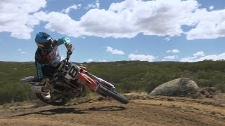 Grant Langston: Motocross Training with the Champ (OmU) (Trailer)