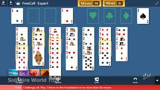 Solitaire World Tour #26 | August 31, 2019 Event