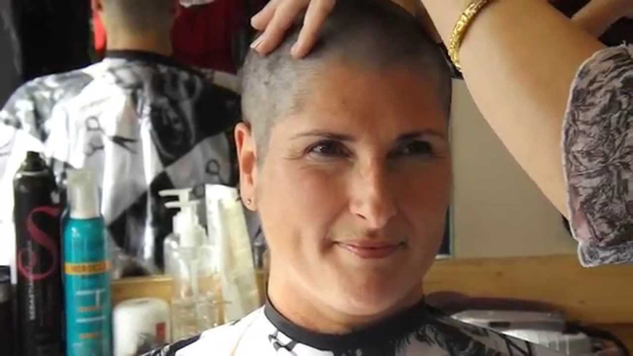 Haircut For Cancer In Terrace Bc Youtube