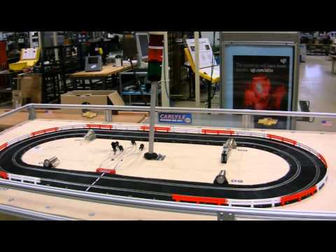 Chippewa Valley Technical College Electromechanical Technology Race Track
