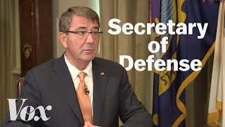 How Deterrence Is Changing, Explained By Defense Secretary Ash Carter
