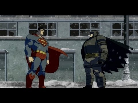 Batman vs Superman - The Dark Knight Returns (1080p) 1/2
