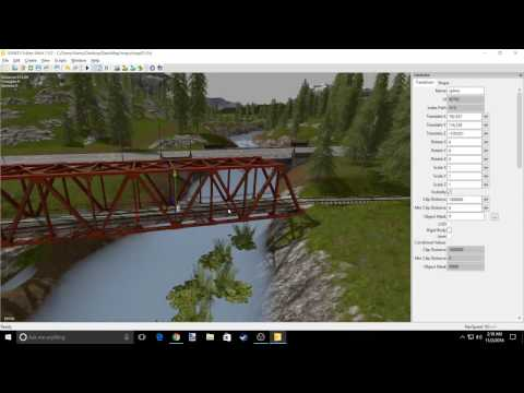 Live Stream Rambow145 FS 2017 Train Tracks And Splines! No Talking From Me & No Sound Part 4