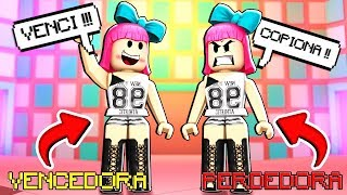 I COPIED HER CLOTHES and WIN ANYWAY!!! -ROBLOX (Fashion Famous)