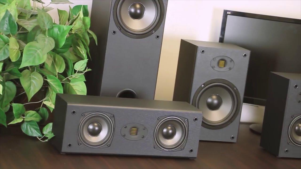 Dayton Audio B652-AIR Bookshelf Speakers