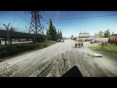Trailer Park Workers' Shack - Scav Exit on Customs | Escape