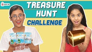 Treasure Hunt Challenge | SAMREEN ALI