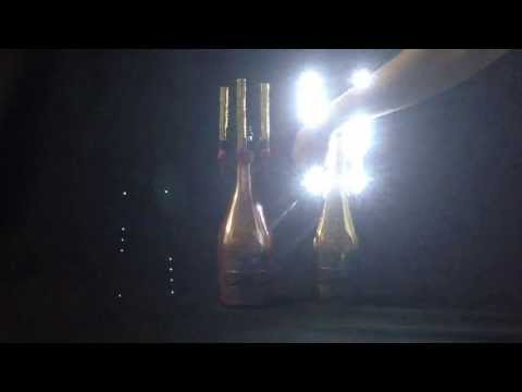 LED NITE SPARX™ Electronic Champagne Bottle Sparkler