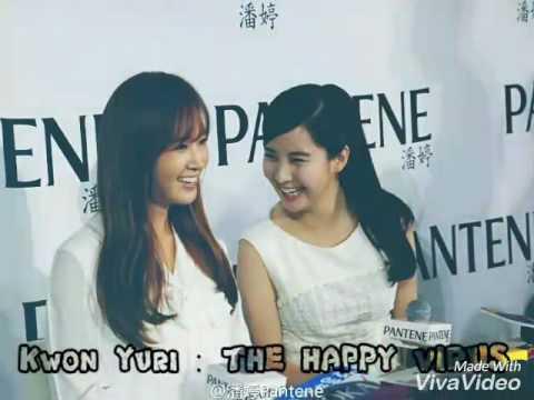 Kwon yuri: the happy virus