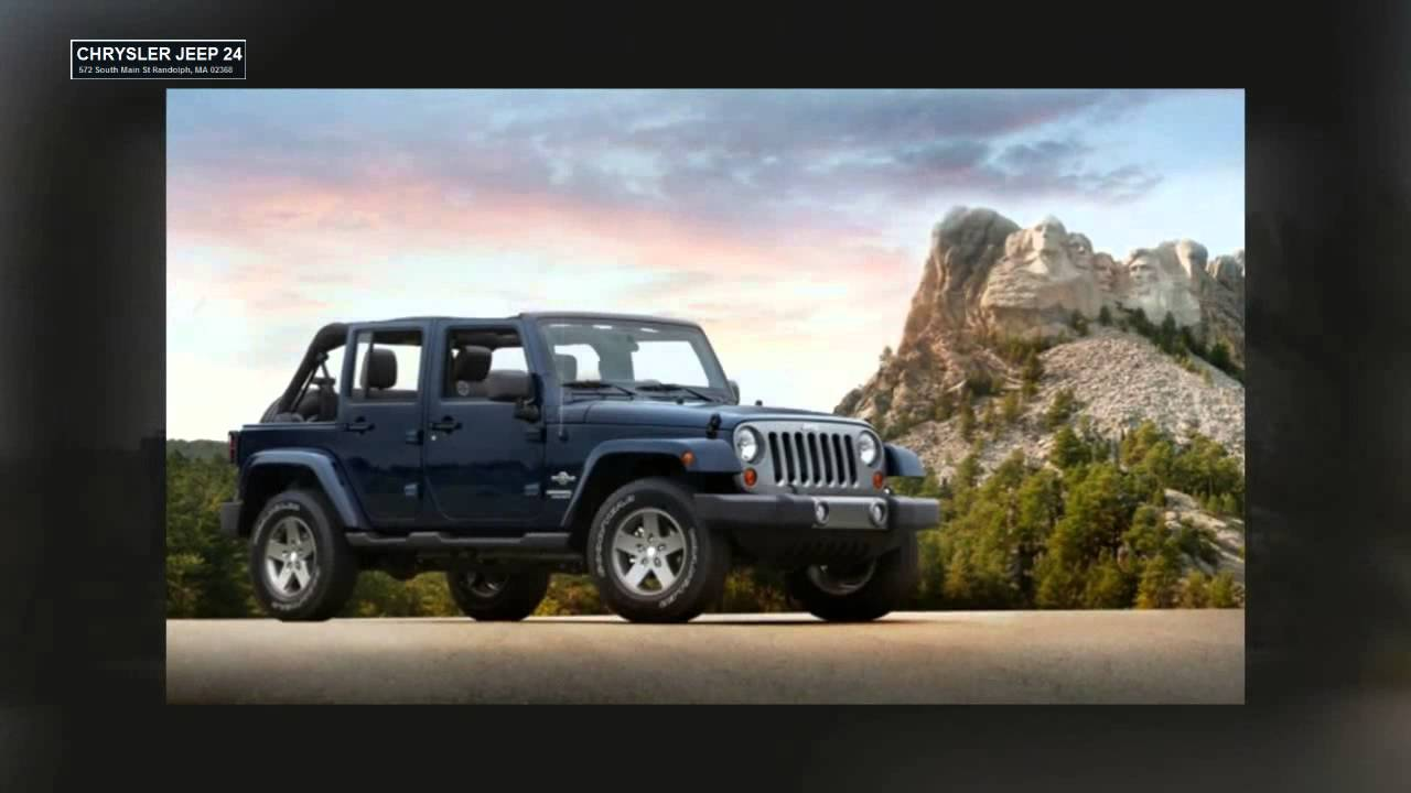 Check Out Our Favorite 2013 Jeep Wrangler Accessories In Boston And Beyond!
