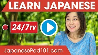 Learn Japanese in 24 Hours with JapanesePod101 TV