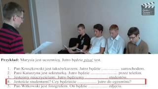 Урок польского языка 14. Будущее время