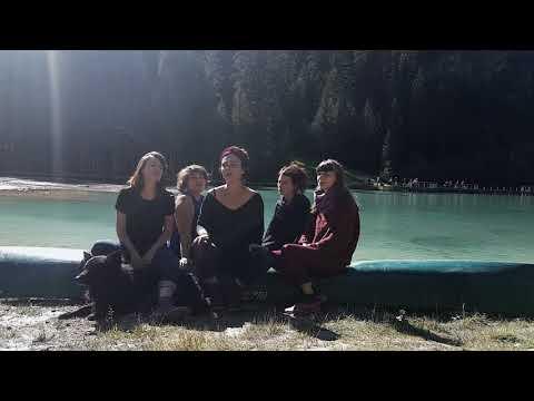 Momitcheta // Joc de Leagane - Lac de la Rosière