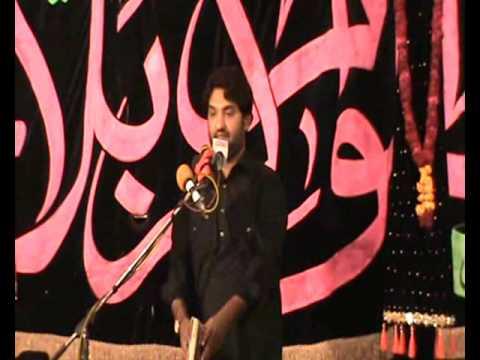 Zakir Muntazir Mehdi  Majlis 25 Nov 2016 Kotly Mughlan Gujranwala
