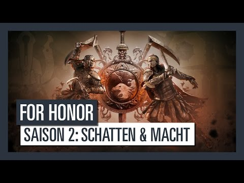 For Honor - Saison 2: Schatten & Macht | Ubisoft [DE]