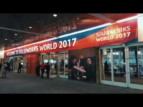 Javelin at SOLIDWORKS WORLD 2017 in Los Angeles