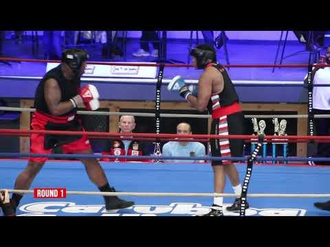 Quin Dorsey Vs Ali Davis - 2019 Golden Gloves Finals