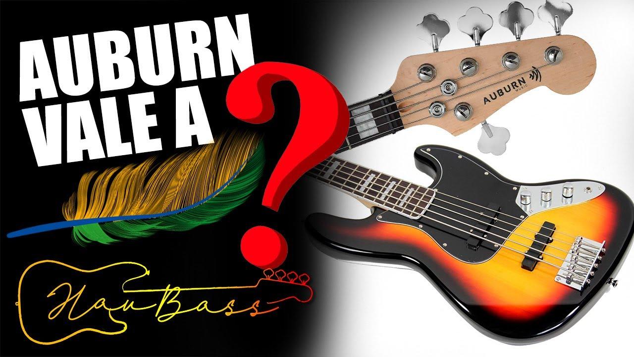 Auburn Jazz Bass Vale a Pena?