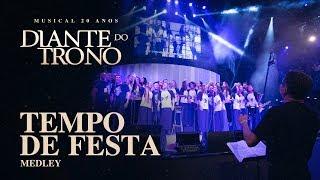 MUSICAL 20 ANOS DIANTE DO TRONO | EP. 02 | MEDLEY TEMPO DE FESTA thumbnail