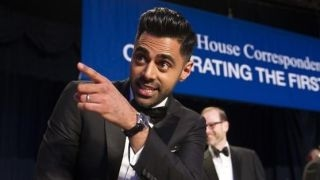 Was WH Correspondents' Dinner a middle finger to Trump?