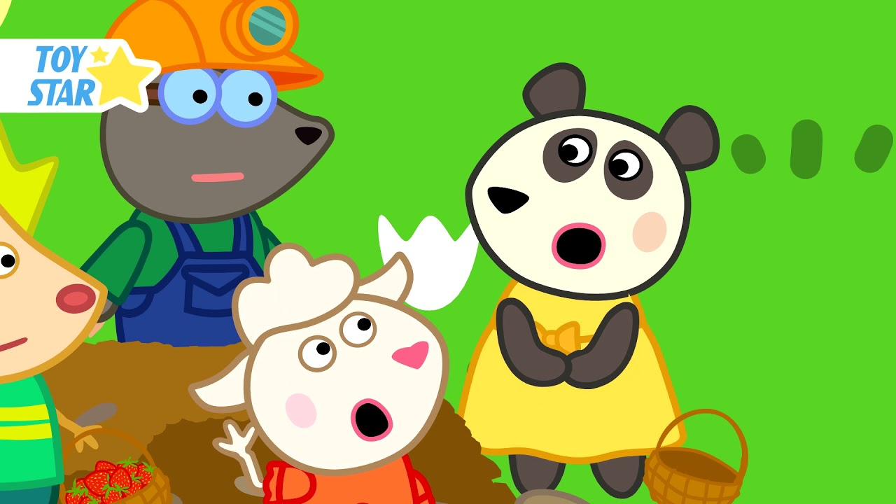 Dolly And Friends   Cartoon Movie For Kids   Episodes #30