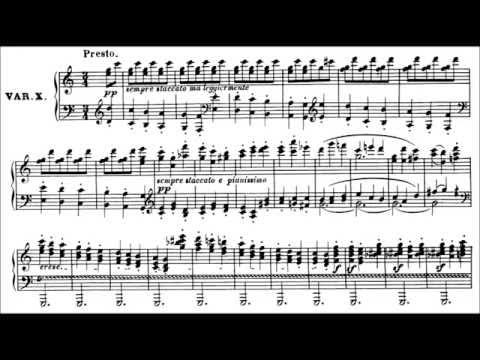Beethoven: Diabelli Variations, Op.120 (Anderszewski)